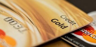 Carte bancaire Gold Mastercard