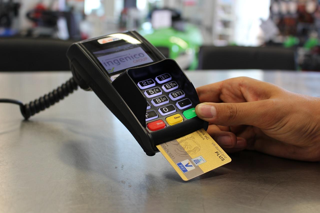 Carte bancaire Vise Premier