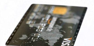 Carte bancaire visa infinite