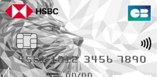 Visa Classic HSBC