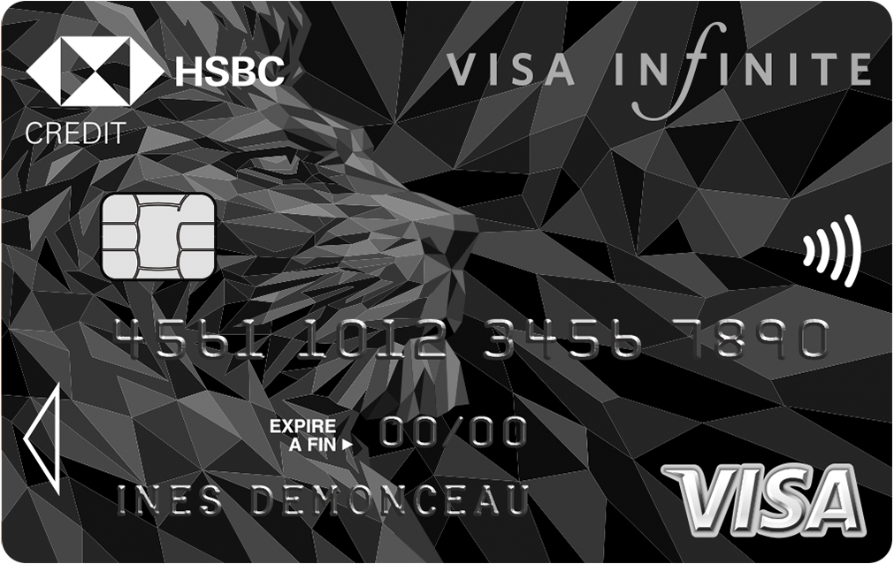 Visa Infinite HSBC