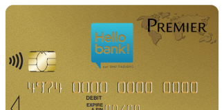 Visa Premier Hello Bank