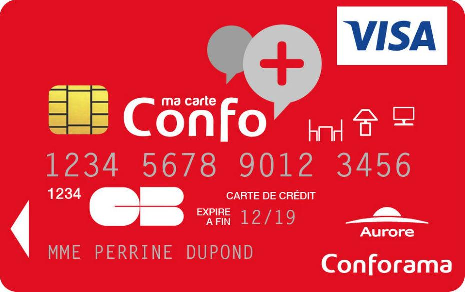 Carte de Crédit Conforama - Comment Accéder au Programme de Fidélité