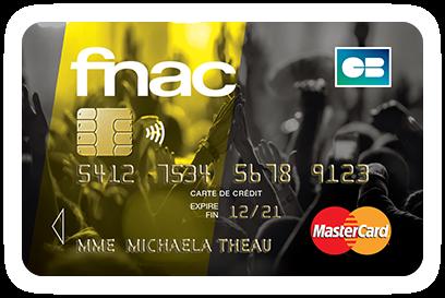 La Carte de Crédit Fnac avec Sofinco - Caractéristiques et Avantages