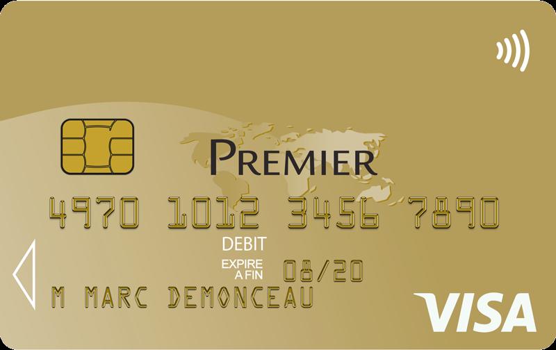 La Carte de Crédit Visa Premier - Comment Souscrire