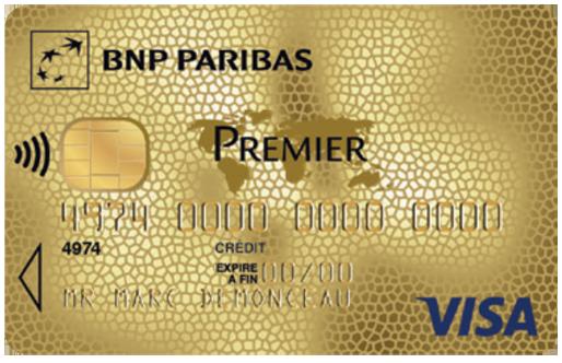 La Carte de Crédit Visa Premier BNP - Apprenez ses Avantages et Comment l'Obtenir