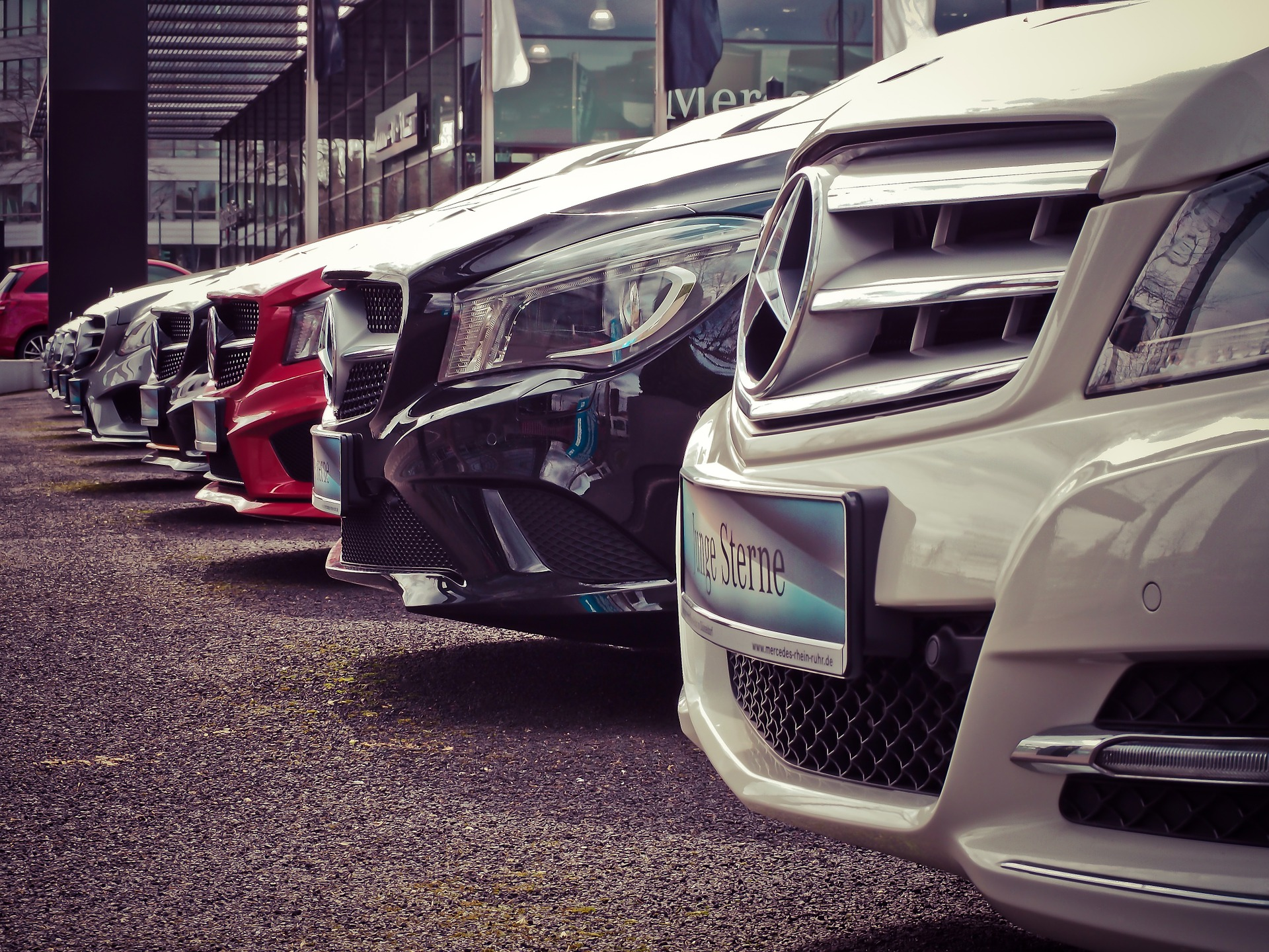 Mercedes de Classe A - Apprenez le Prix et les Spécificités
