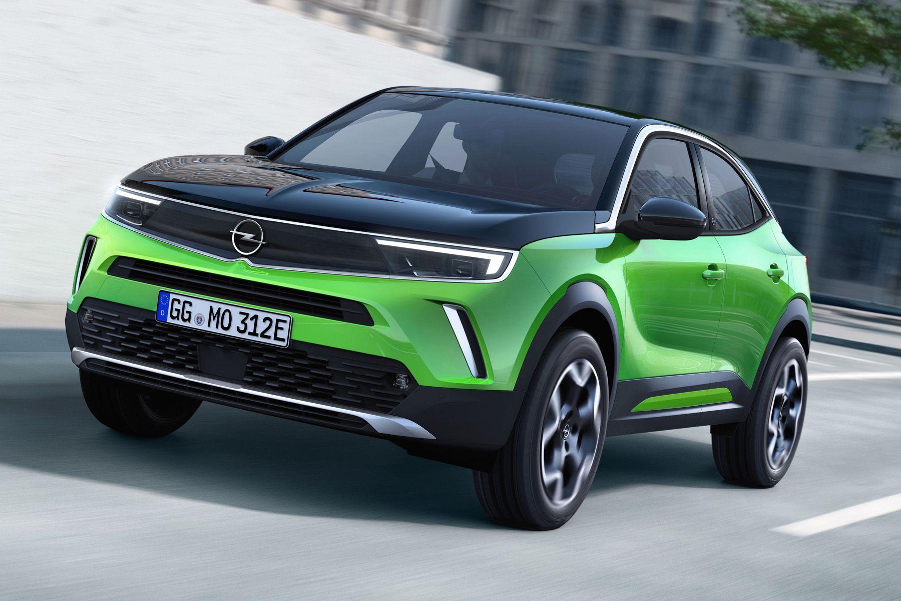 Opel Mokka - Découvrez les Prix et les Caractéristiques