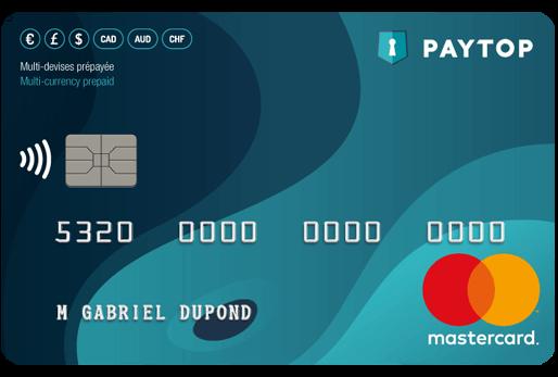 Découvrez la Carte Prépayée PayTop et Ses Caractéristiques