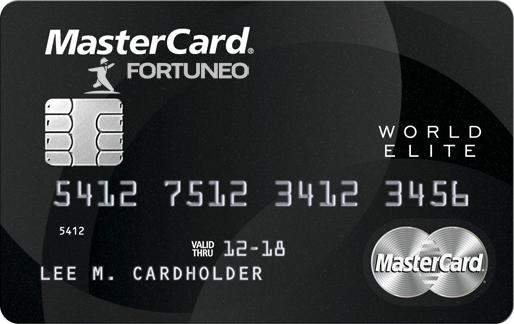 Comment Souscrire à la Carte de Crédit Fortuneo Mastercard