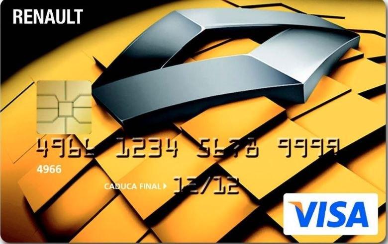 La Carte de Crédit Visa Renault - Caractéristiques et Comment Souscrire