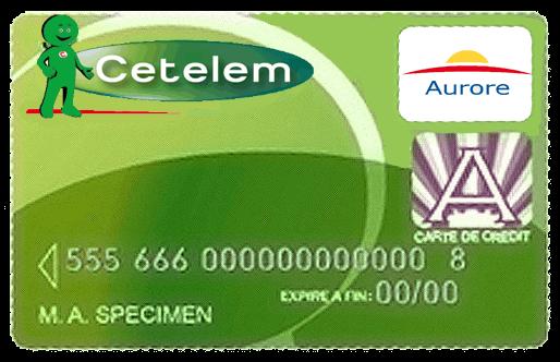 Comment Souscrire à la Carte Aurore de Cetelem ?