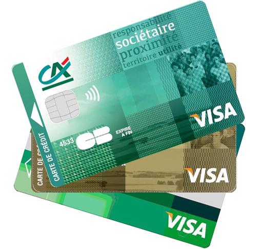 La Carte de Crédit du Crédit Agricole - Comment Souscrire