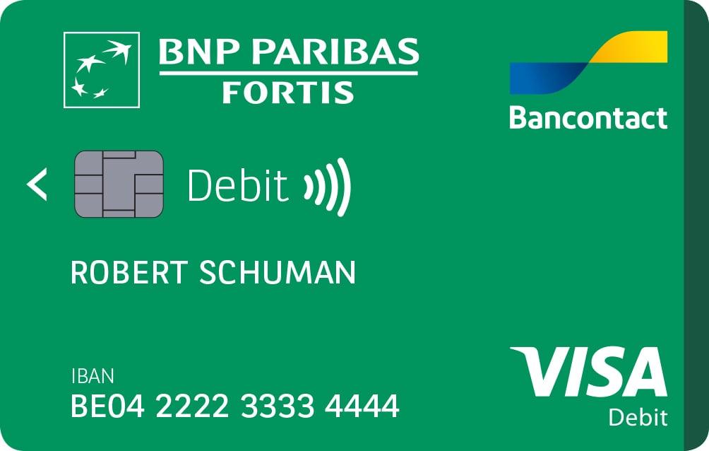 La Meilleure Carte de Crédit Visa Fortis de la BNP Paribas - Caractéristiques et Comment Souscrire