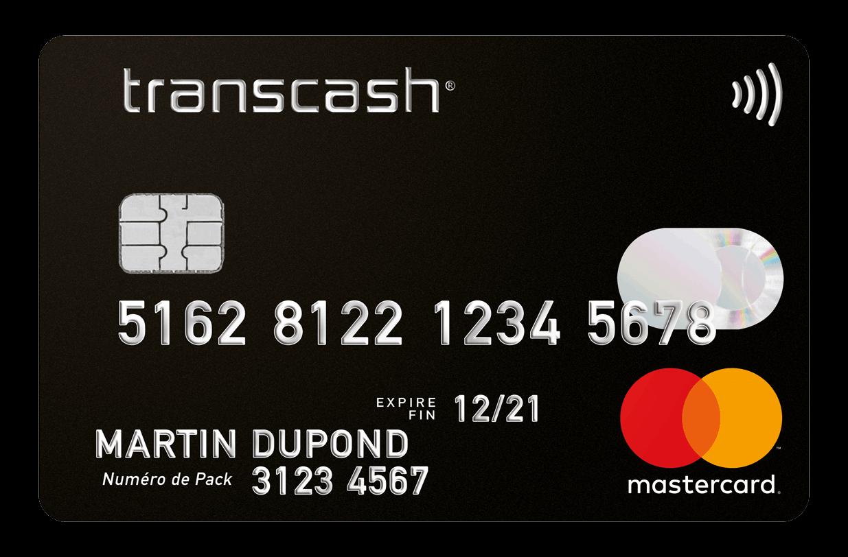 Apprenez Comment Demander la Carte sans Banque de Transcash
