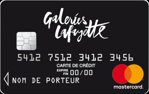 La Carte de Crédit de la Galerie Lafayette - Découvrez Ses Caractéristiques et Comment Souscrire