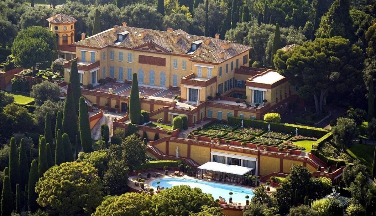 La Villa La Leopolda - Découvrez-en Davantage sur la Villa la plus Chère d'Europe