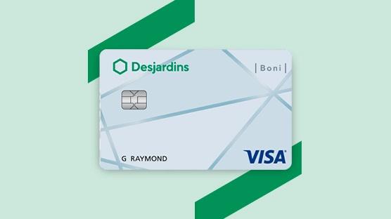 La Carte de Crédit Desjardins - Voici Comment la Demander