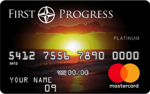 Comment Demander la Carte de Crédit First Progress