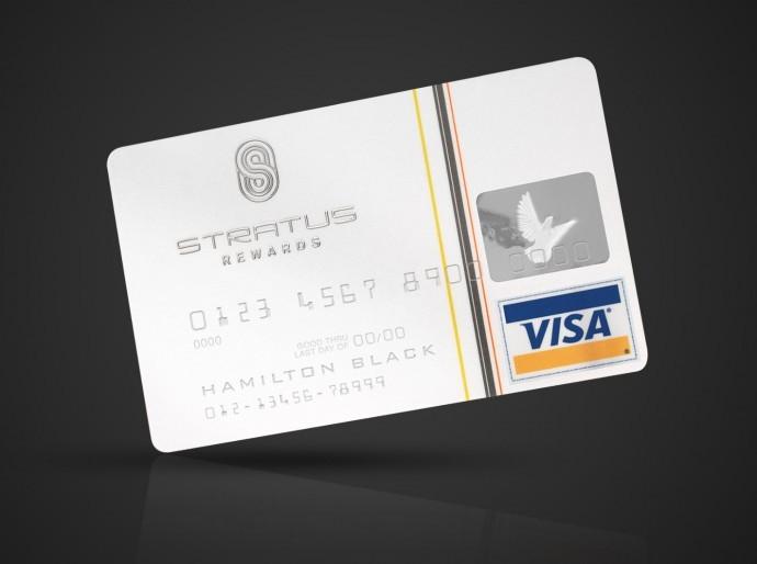 Carte de Crédit de Stratus Rewards - Comment Souscrire ?