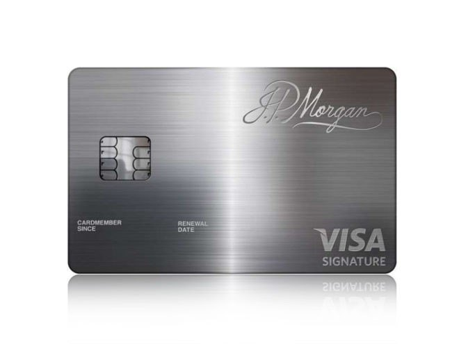 La Carte de Crédit Palladium JP Morgan - Apprenez à la Demander